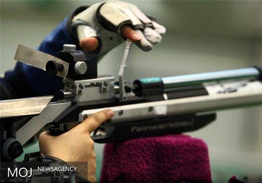 ناکامی بانوان در صعود به فینال تفنگ سه وضعیت