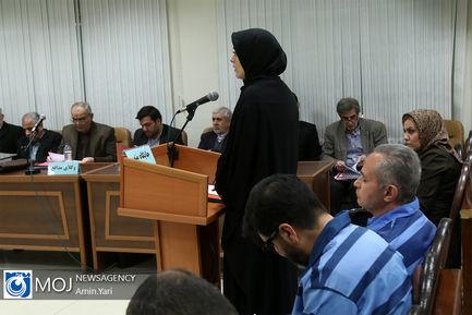 دومین دادگاه رسیدگی به اتهامات حمیدرضا مرادی