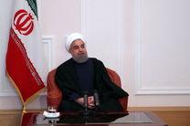 گزارش وضعیت آب و برق مناطق زلزله زده و استان کرمانشاه به روحانی رسید