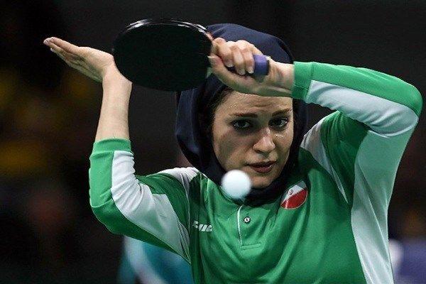 اعزام ندا شهسواری به مسابقات آزاد جهانی پینگپنگ بلژیک