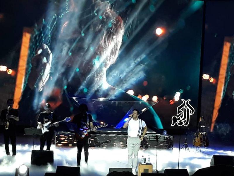 کنسرت ایوان بند بدون تاخیر و با سه بار تکرار یک قطعه برگزار شد