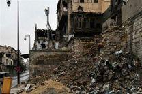 حملات موشکی به اطراف حلب / ۵ غیرنظامی کشته و ۴۵ تن زخمی شدند