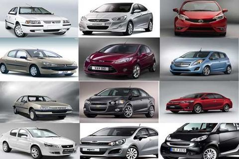 قیمت خودروهای داخلی ۲۸ دی ۹۸/ قیمت پراید اعلام شد