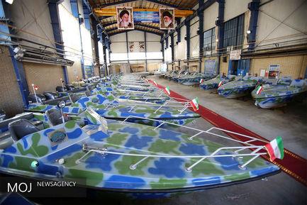 تحویل انبوه شناورهای تندرو گلف به شیلات