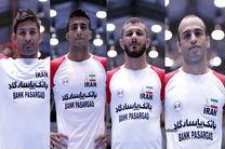 رقبای ایران در رقابت های کشتی فرنگی قهرمانی جهان در 4 وزن نخست مشخص شدند