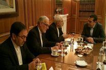 دیدار ظریف با نخست وزیر یونان