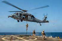 اعزام ۱۰۰ نیروی دریایی سلطنتی انگلیس به تنگه هرمز