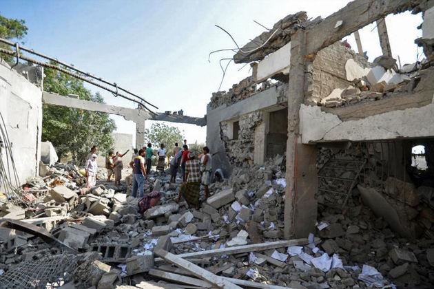 ۵ کشته و 11 زخمی در حمله جنگنده های عربستان به حدیده یمن