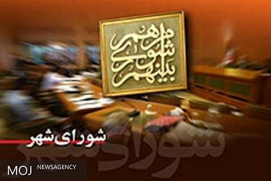 «طاهر مقدم» بعنوان رئیس شورای شهر شادگان انتخاب شد