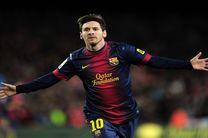 مسی با ۱۶۳ میلیون پوند ارزشمندترین بازیکنان فوتبال جهان است