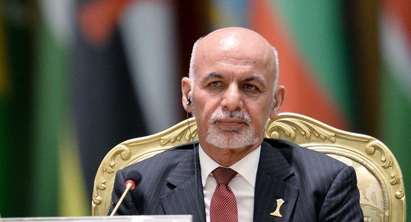 اعتراضات علیه اشرف غنی در افغانستان