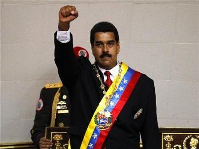 اعلام وفاداری مجدد ارتش ونزوئلا به مادورو