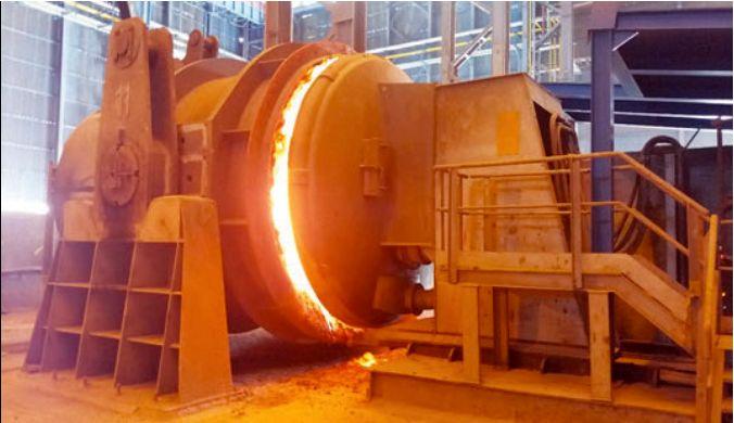 رکورد استفاده از آجرهای نسوز پاتیلهای مذاب فولاد سبا به 167 ذوب رسید