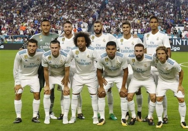 رئال مادرید با چهار غایب به الکلاسیکو رسید