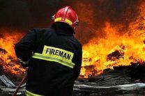 دیروز 16 حریق و 23 حادثه در اصفهان رخ داد