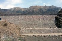 ساخت هشت سد سنگی ملاتی در بشاگرد