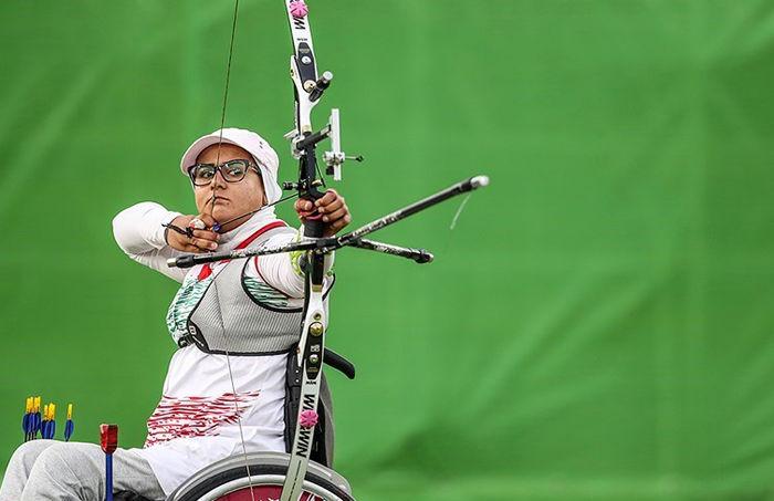 زهرا نعمتی در صدر برترین ورزشکاران معلول جهان قرار گرفت