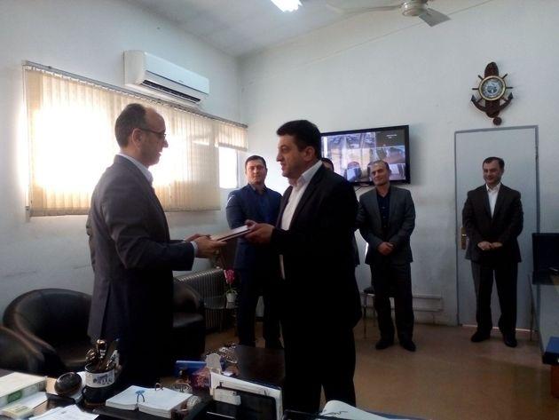 مجید بصیری به سمت ریاست شعبه تامین اجتماعی بندرانزلی منصوب شد