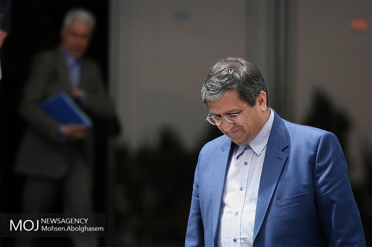عبدالناصر همتی از ریاست بانک مرکزی برکنار شد/ پورمحمدی رئیس کل بانک مرکزی شد