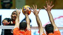 برنامه هفته نخست لیگ برتر والیبال مردان سال ۹۹ مشخص شد
