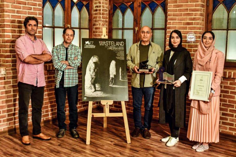 دشت خاموش در موزه سینما نقد شد/جزئیات تولید یک فیلم مدرن ایرانی