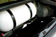 نصب غیرقانونی مخازن سی ان جی امحائی روی خودروها