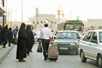 ورود بیش از یک میلیون و ۲۰۰ هزار زائر به مشهد در تعطیلات عید فطر
