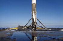 Space X برای دومین بار فالکون ۹ را روی زمین فرود آورد