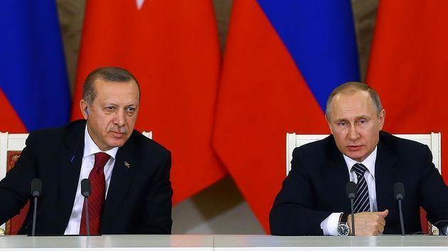 پوتین ترکیه را به نقش ترانزیت گاز به اروپا تشویق کرد