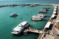هیچگونه تردد دریایی برای مسافران غیربومی وجود ندارد