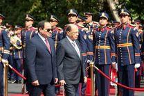 حمایت تمام و کمال میشل عون از حزب الله در مصر