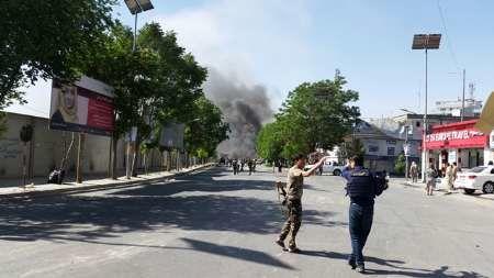 انفجار مرگبار در نزدیکی دفتر امنیت ملی افغانستان در کابل