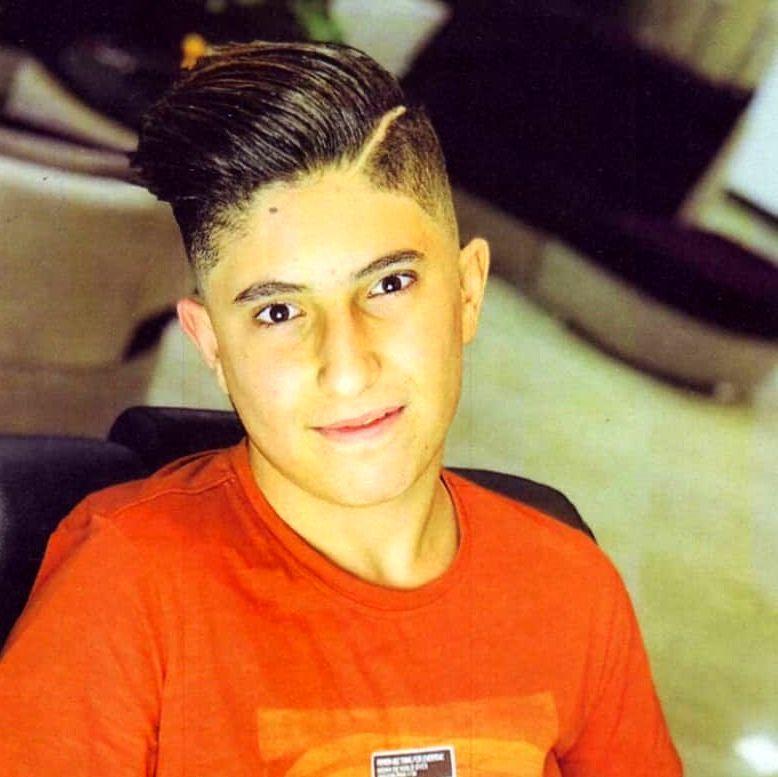 نوجوان گمشده به نام علیرضا باژن