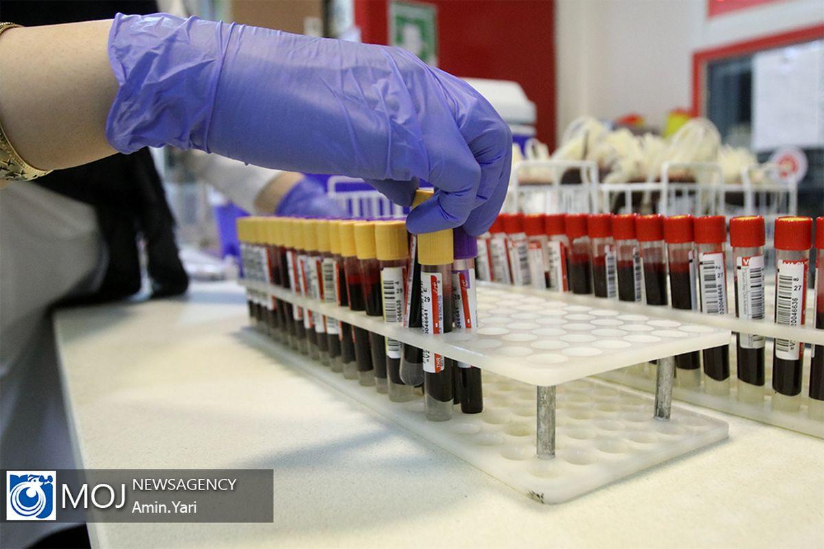میزان مراجعه و اهدای خون هشت درصد کاهش پیدا کرده است