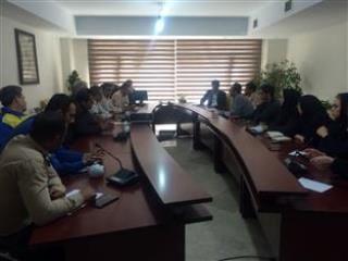 برگزاری جلسه شورای مدیران ناحیه 4