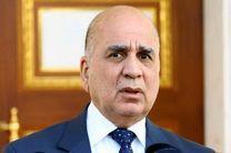 وزیر خارجه عراق به آمریکا رفت