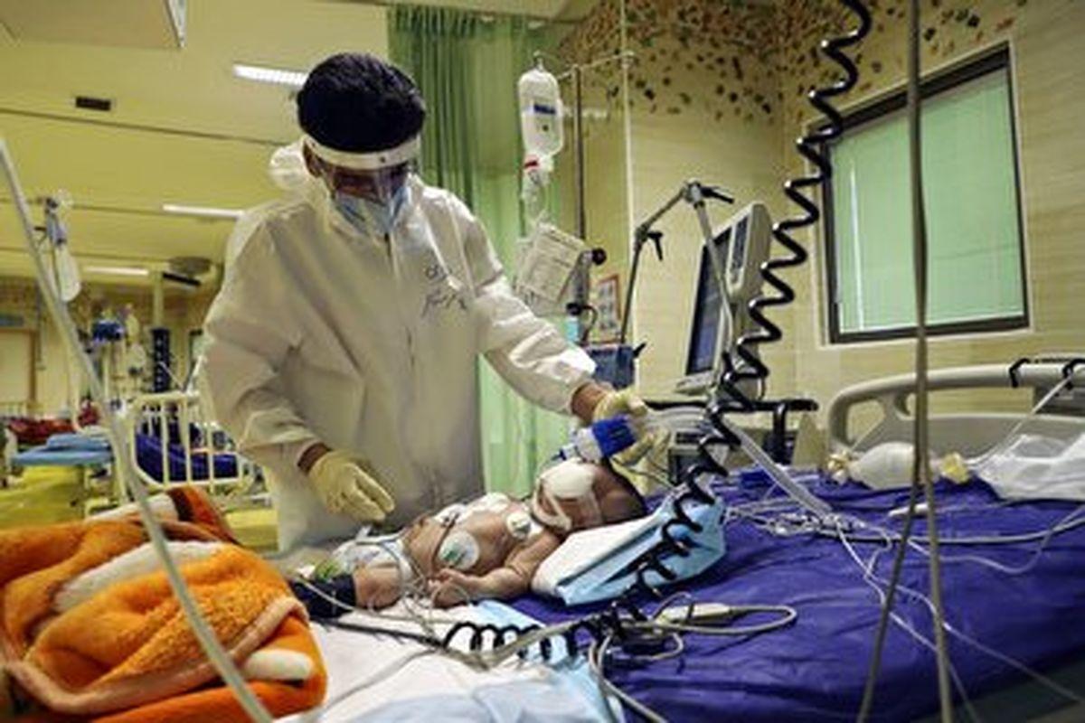 فوت 162 بیمار کرونایی در البرز طی 24 ساعت گذشته