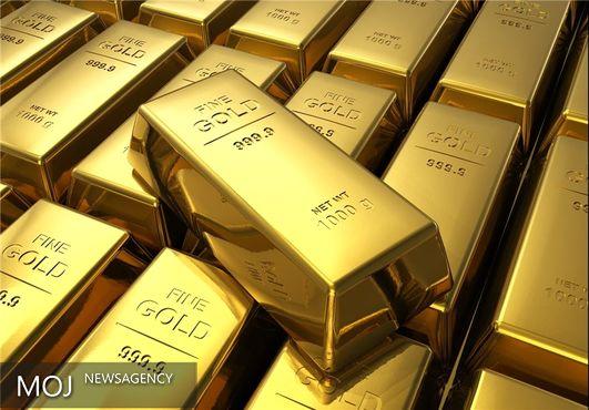 قیمت طلا به ۱۳۵۴ دلار رسید