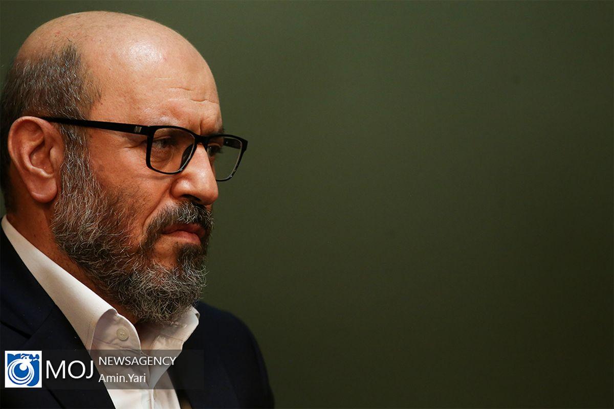 سردار حسین دهقان در سیزدهمین دوره انتخابات ریاست جمهوری ثبت نام کرد