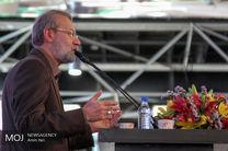 لاریجانی: آمریکا قصد القای انزوای جمهوری اسلامی را دارد