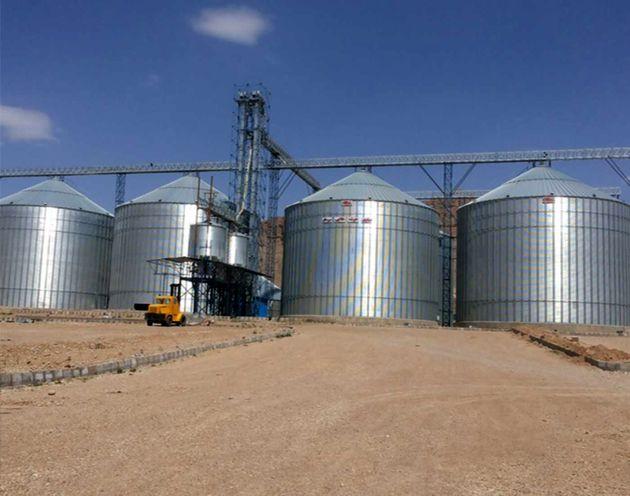 نیاز به احداث سیلوی 20 هزار تنی ذخیرهسازی گندم در دالاهو