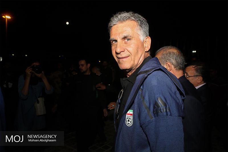 بازی برابر تیم ازبکستان دشوار است/ کناره گیری آزمون همیشگی و دائمی نیست