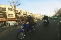 شهردار تهران امروز با موتور برقی به سرکار رفت