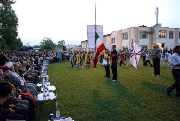 جشنواره بین المللی جام تموز در ارومیه آغاز شد