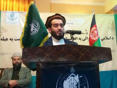 رئیس حزب نهضت اسلامی افغانستان نشست ریاض را اقدامی برای نابودی مسلمانان دانست