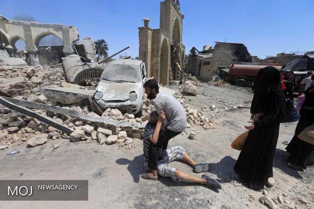 افزون بر یک میلیون عراقی از موصل فرار کرده اند