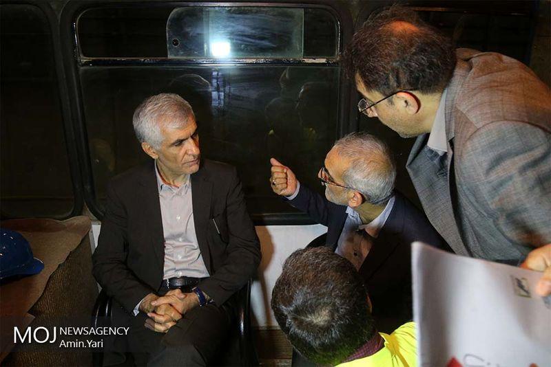 روز تهران با تهرانگردی افشانی آغاز شد