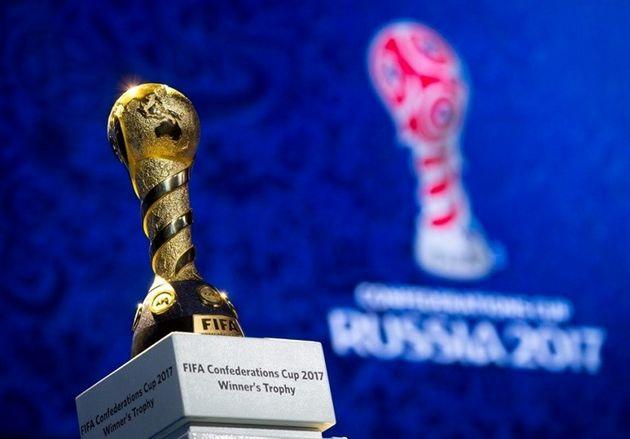 تحویل ورزشگاههای جام کنفدراسیونها به فیفا