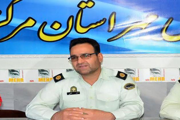 ۳۳ سارق و فروشنده موادمخدر در استان مرکزی دستگیر شدند