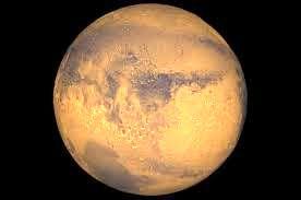 یخ های مریخ آب شدند